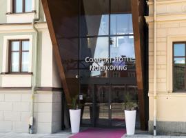 Comfort Hotel Norrköping, hotell i Norrköping