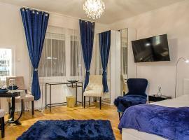 Glossy, casă de vacanță din Budapesta