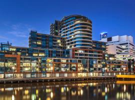Waterfront Melbourne Apartments, hotel perto de Melbourne Convention and Exhibition Centre, Melbourne