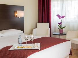 Hotel Santiago Apóstol, отель в городе Сантьяго-де-Компостела