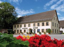 Gasthof Graf, hotel near Pilgrimage Church of Wies, Steingaden