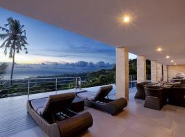 Villa Skyline Lombok, villa in Senggigi