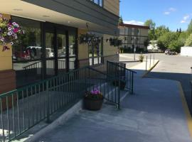 Americas Best Value Inn & Suites Anchorage Airport, motel in Anchorage