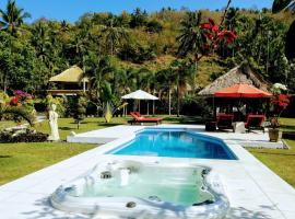 Villa Paradise, villa in Senggigi