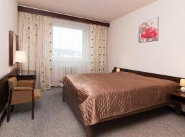 Hotel Merkur - Jablonec nad Nisou – hotel w Jabloncu nad Nysą