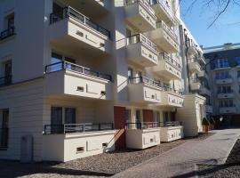 Apartamenty Cesarskie - Bryza, accessible hotel in Świnoujście