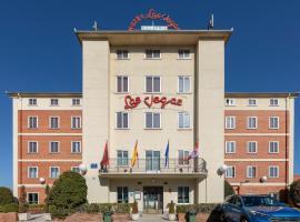 Hotel Las Vegas, отель в городе Бургос
