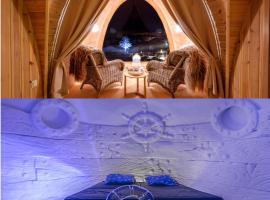 Snowhotel Kirkenes, Hotel in Kirkenes