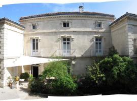 Hôtel du Parc, отель в Монпелье