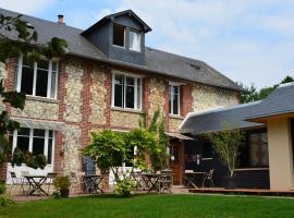 La Fraîchette-Hôtel & Spa, hotel near Pont de Normandie, Honfleur