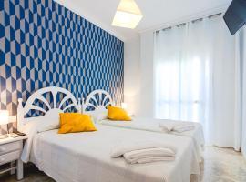 Luna de Nerja, hotel en Nerja