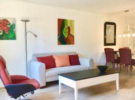 Appartement Veerse Kreek, hotel in Veere