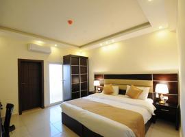 Shaqilath Hotel, hotel v destinaci Wadi Musa