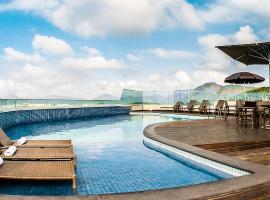 Américas Barra Hotel, hotel with pools in Rio de Janeiro