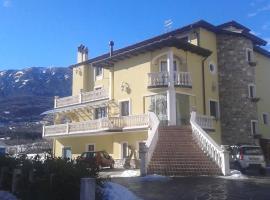 Hotel Vitalba, hotel near Campo Felice, Rocca di Mezzo