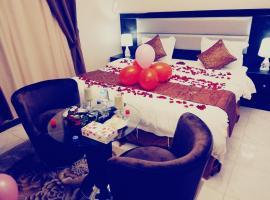 زهرة المنار 2 للوحدات السكنية, apartamento em Jazan