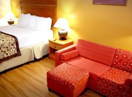 Americas Best Value Inn San Antonio - AT&T Center/Fort Sam Houston, motel in San Antonio