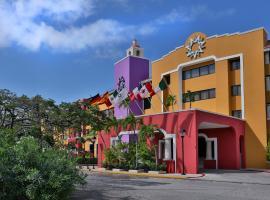 Adhara Hacienda Cancun, hotel en Cancún