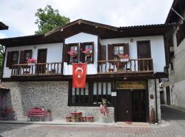 Nimet Hanım Konağı, hotel in Safranbolu