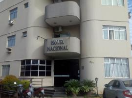 Hotel Nacional Service, hotel perto de Estação Rodoviária de Goiânia, Goiânia