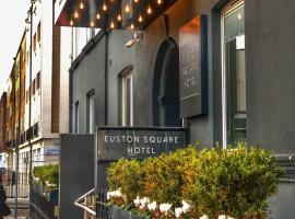 Euston Square Hotel, hotel in Bloomsbury, London