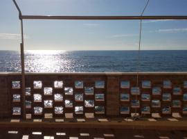 On the sea, apartment in Santa Marinella