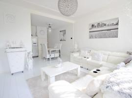 White Luxury Penthouse in City Centre, appartement à Amsterdam
