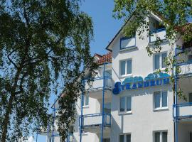 Strandruh Apartments, hotel in Binz