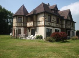 Manoir Melphil, hotel near Amirauté Golf Club, Saint-Étienne-la-Thillaye