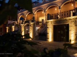 Casa Florencia Hotel Boutique, hotel in Guanajuato