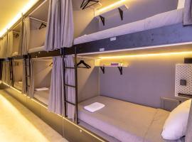the11room, capsule hotel in Singapore
