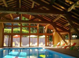 Résidence Le Jarbay, hôtel à Mont-Saxonnex