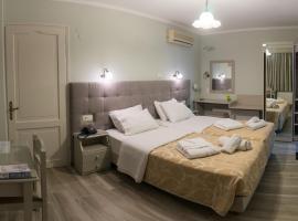 Aklidi Hotel, отель в Митилини