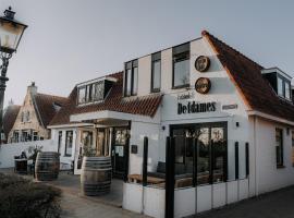 Hotel De 4 dames, hotel near Westerplas, Schiermonnikoog