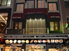 Şar Apartment Suites, жилье для отдыха в Стамбуле