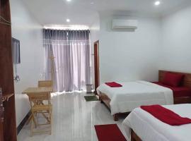 Vanh Angkor Hotel, hotel in Siem Reap