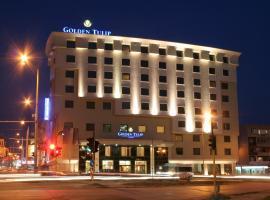 Hotel Golden Tulip Varna, отель в Варне