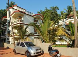 Sonika's Paradise (Studio), hotel en Candolim