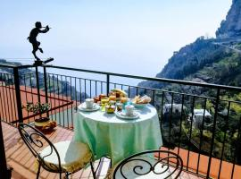 Domus Gaia, vacation rental in Amalfi