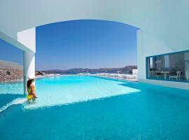 Acroterra Rosa Hotel & Spa, hotel in Akrotiri