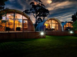 43 Degrees Bruny Island, apartment in Adventure Bay