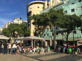 8-bit-building, hotel near Dolce Vita Monumental, Lisbon