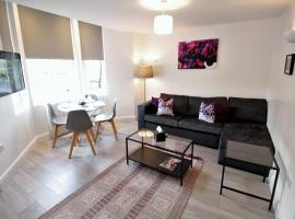 Willow Serviced Apartments - The Walk 2, hotel near National Museum Cardiff, Cardiff
