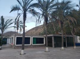 """Hostal """"Da-Vinci"""", farm stay in Quito"""