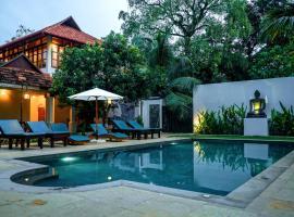Flamingo Boutique Villa, self catering accommodation in Mararikulam