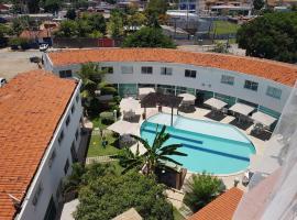 Mandakaru Flats Da Nadja, hotel with jacuzzis in Porto De Galinhas