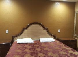 Central Inn Motel, hotel in Los Angeles