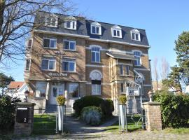 Hotel Bon Accueil, hotel near Royal Ostend Golf Club, De Haan
