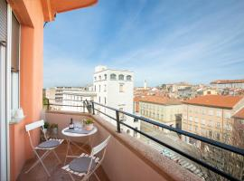 Polai Panorama Apartments, hotel near Historical and Maritime Museum of Istria, Pula