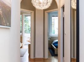 Cosy flat in trendy Sprengelkiez (legal), resort a Berlino